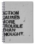 Action Spiral Notebook