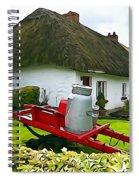 Adare Cottage Spiral Notebook