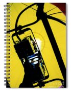 Adding Fuel To The Fire Spiral Notebook