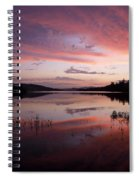 Adirondack Reflections 1 Spiral Notebook