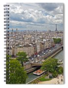 Admiring The View Spiral Notebook