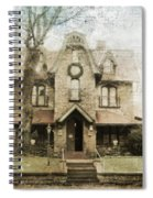 Adrienne's Bed And Breakfast Spiral Notebook