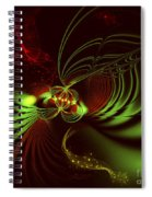 Advent Spiral Notebook