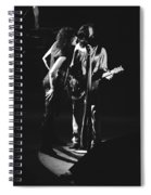 Aerosmith In Spokane 1 Spiral Notebook