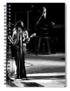 Aerosmith In Spokane 12 Spiral Notebook