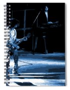 Aerosmith In Spokane 13b Spiral Notebook