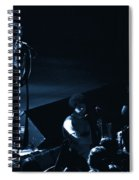 Aerosmith In Spokane 15a Spiral Notebook