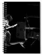 Aerosmith In Spokane 23b Spiral Notebook