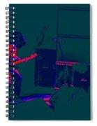 Aerosmith In Spokane 23e Spiral Notebook
