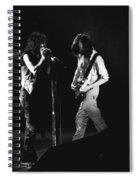 Aerosmith In Spokane 29 Spiral Notebook