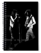 Aerosmith In Spokane 29a Spiral Notebook