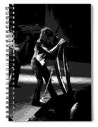 Aerosmith In Spokane 3 Spiral Notebook