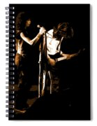 Aerosmith In Spokane 31b Spiral Notebook