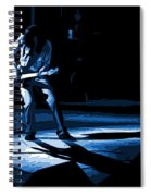 Aerosmith In Spokane 33b Spiral Notebook