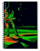Aerosmith In Spokane 33d Spiral Notebook