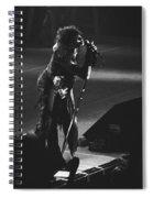 Aerosmith In Spokane 5 Spiral Notebook