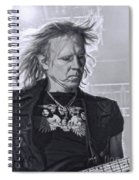 Aerosmith Spiral Notebook