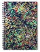 Afri Ancestral Voices Spiral Notebook