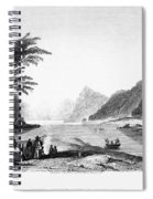 Africa: Cape Of Good Hope Spiral Notebook