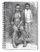 Africa: Makololo Chief Spiral Notebook