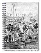 Africa: Pirates Spiral Notebook