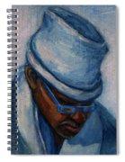 African American 1 Spiral Notebook