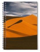 African Dunes Spiral Notebook
