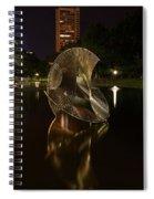 After Dark Spiral Notebook