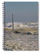 After Storm Sandi Spiral Notebook