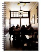 After Sunday Services Spiral Notebook