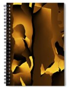After The Fall 1 072712 Spiral Notebook