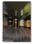 After The Party Spiral Notebook