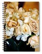 After The Wedding Spiral Notebook