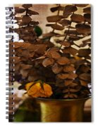 Afterglow Spiral Notebook