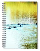 Afternoon Delights Spiral Notebook