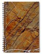 Against Rock Spiral Notebook