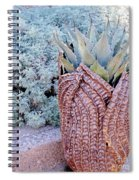 Agave Blues Spiral Notebook