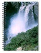 Agoyan Falls Spiral Notebook