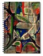 Agrarian Compass Spiral Notebook