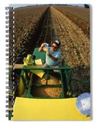 Agricultural Engineer Spiral Notebook