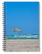 Ahhh Vacation Spiral Notebook