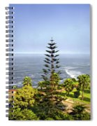 Ah...peru Spiral Notebook