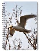 Aim High Expand Ur Vision Spiral Notebook