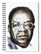 Aime Cesaire Spiral Notebook