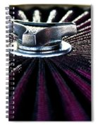 Air Filter Spiral Notebook