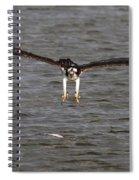 Air Strike Spiral Notebook