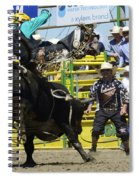 Rodeo Airborne Division Spiral Notebook
