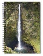 Akaka Falls Iv Spiral Notebook