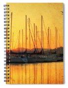 Alabama Sunrise Spiral Notebook