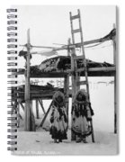 Alaska: Eskimo Storage Spiral Notebook